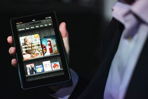 How to Get Personal Wallpapers on a Kindle Fire HD