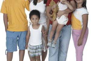 How the family functions has a great impact on child development.