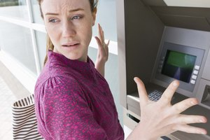What if I Can't Pay My Negative Checking Bank Balance?