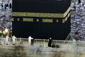 According to Islamic doctrine, the Kaaba in Mecca was built by Ibrahim and Ishmael.