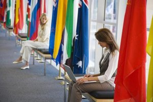 Majoring international relations can lead to exciting careers with a global impact.