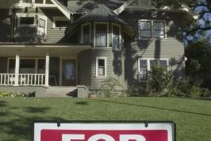 A property auction is the final step in the foreclosure process.