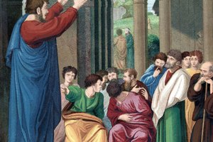 Kids' Bible Lessons on Paul & Barnabas