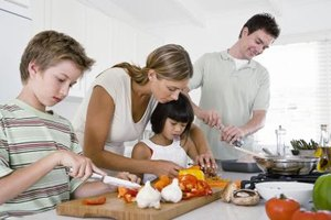 Preparing your husband's meals may help him eat better.