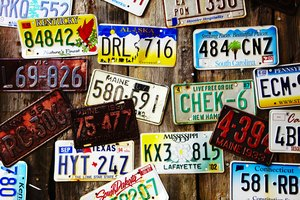 Can a Car's License Plate Fee Be Deducted on Federal & State Taxes?