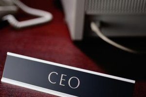 "CEOs are sensitive to the ""culture"" of their companies."