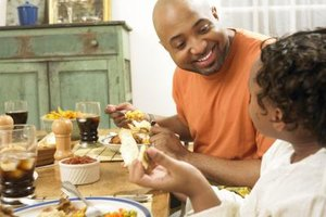 Healthy communication in families sets a great example for children in life.