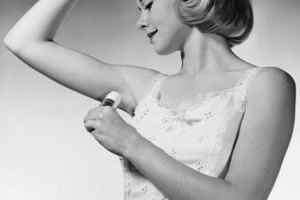 A light application of a high-quality deodorant or antiperspirant minimizes shadowy underarms.