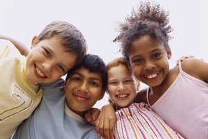 Plan enjoyable activities and games to teach kids about friendship and leadership.