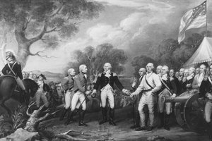 Weaknesses in the British Army During the Revolutionary War