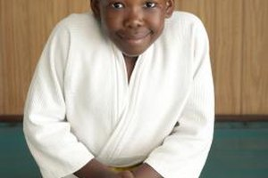 Karate classes are one fun option for kids in Bridgeport.
