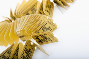 How to Print Raffle Tickets Using Templates