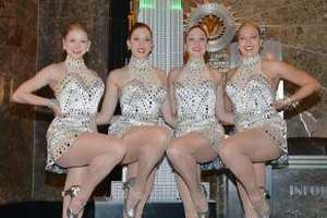 Rockettes perform about 1,500 high kicks during a five-show work day.