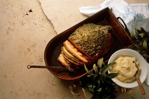 Can You Cook a Pork Roast in the Crockpot Without Any Vegetables?
