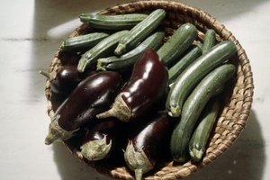 Eggplants are best when very fresh, as they spoil rapidly.