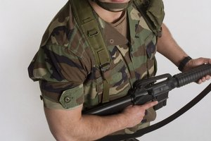 What Year Did the Army Use Camouflage Uniforms?