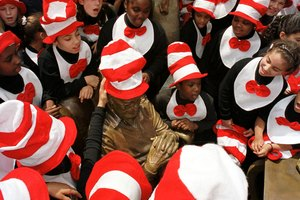 Dr. Seuss Elementary Activities