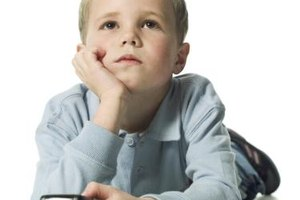 TV programs can affect how a child behaves.