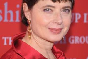 Isabella Rossellini sports a smooth complexion at the Fashion Group International's 28th Annual Night of Stars in New York City.