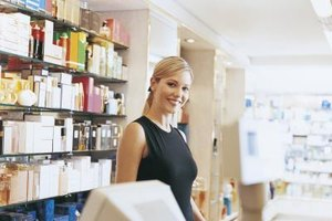 Find a shop assistant with a pleasant personality.