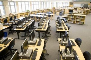 Year-round school helps districts avoid wasted space for three months.