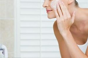 Oily skin benefits from a gentle, oil-free cleanser that doesn't contain drying agents that strip the skin.