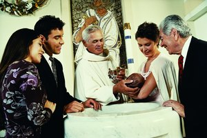 The Meaning of the Catholic Tradition of Baptism in Simple Words