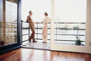 A condominium apartment must be FHA-approved to be used for a reverse mortgage..