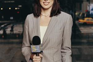U.S. newscasters earn average annual salaries above $76,000.