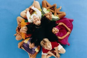 Build unity in a group of kids using team-building strategies.