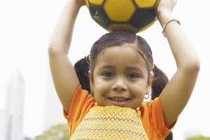 Kids can start learning soccer skills as early as 3 years old.