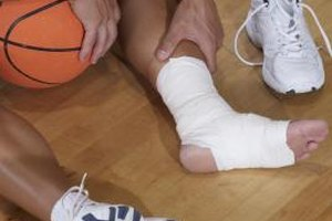 Podiatrists can work in sports medicine.