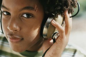 Kids with low sensory thresholds find loud noises intolerable.