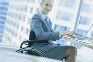Disability specialists work both in-house and as contracted workers.