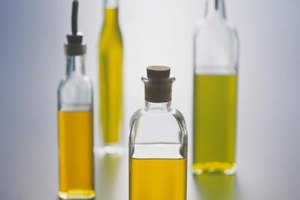 Cooking oils cost less than flavored oils and usually last longer.