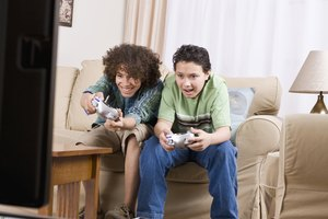 Positive Effects of Video Games on Children