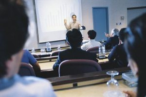 Costs, time off and possible low quality are all disadvantages of seminars.