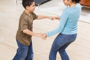 Dance therapy can reduce stress and improve self esteem.