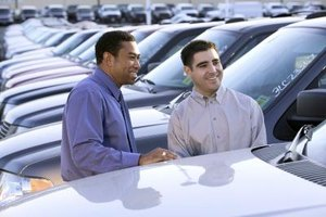 A pre-approved loan makes it easier when you go to buy a car.
