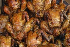 Roast chicken, along with grilled or boiled, is lower in calories than fried.