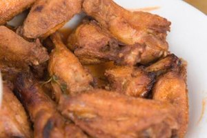 should chicken wings be boiled before frying them? | our everyday life