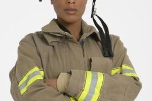 There are many scholarships that support women studying to become firefighters.