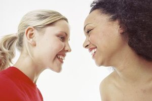 Teen girls value relationships with their peers.