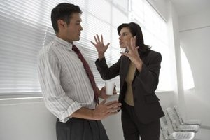 Handle workplace conflict before things get out of hand.