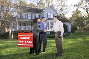 Selling real estate not only requires training, but you must work under a broker as well.