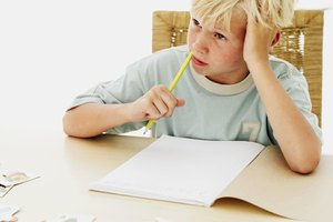 Types of Reading Comprehension Problems in Children