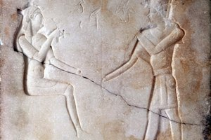 What Egyptian Gods and Goddesses Were Associated With Egyptian Burials and Deaths?
