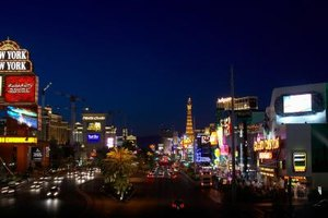 The Las Vegas strip is only a small part of what the city has to offer.