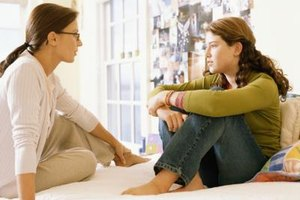 Finding common ground can help you develop a rapport with your teen.