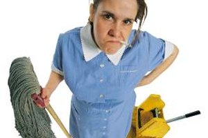 Employee satisfaction is important in janitorial work.